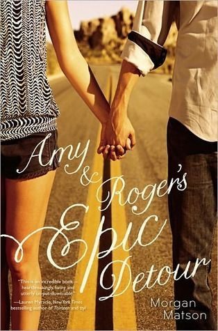 Impressions: Amy & Roger's Epic Detour | #UnexpectedlyEpic #MorganMatsonWeek