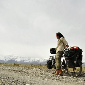 Check out Eleanor Moseman's presentation tonight at Wegerzyn Gardens MetroPark. This Dayton native will tell her story about bicycling 15,000 miles across Asia as the kick-off to the Adventure Speaker Series.