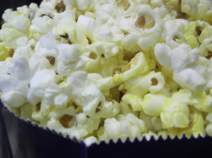 Buttery Popcorn from Rave Cinemas