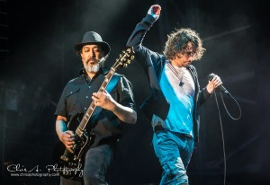 Soundgarden (courtesy of Chris A Photography)