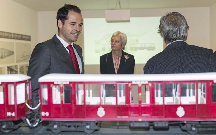 Aguado avanza la incorporación de más de 300 conductores de Metro en 2020