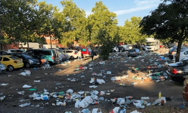"""Las obras de reparación por los destrozos del Festival Amanecer Bailando se realizaron """"al margen del procedimiento legal"""""""