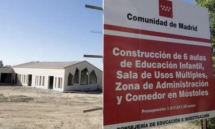 La Comunidad de Madrid ampliará el CEIP Maruja Mallo con 225 plazas de Educación Infantil y Primaria