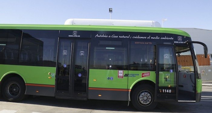 Móstoles pide adherirse al proyecto de paradas a demanda en autobuses nocturnos