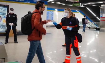 Ciudadanos pide el buzoneo de mascarillas para los vecinos de Móstoles
