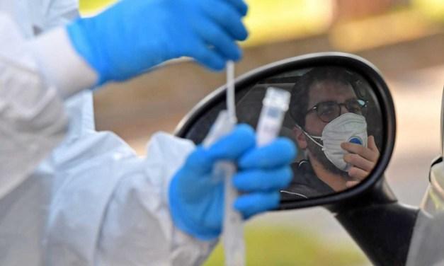 Ciudadanos pide test PCR a los trabajadores públicos de servicios esenciales