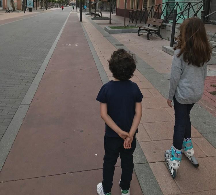 Más Madrid-Ganar Móstoles pide la reapertura de los parques y áreas infantiles