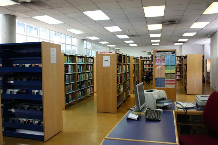 Reabre la Biblioteca central para la devolución y préstamo de libros