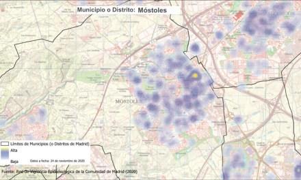 La zona básica de salud de Barcelona, en Móstoles, entra en confinamiento