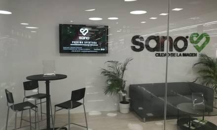 Jorge Molina 'firma' por Sano Center