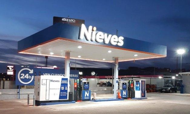 Grupo Nieves amplía su red de estaciones con una nueva gasolinera en Móstoles