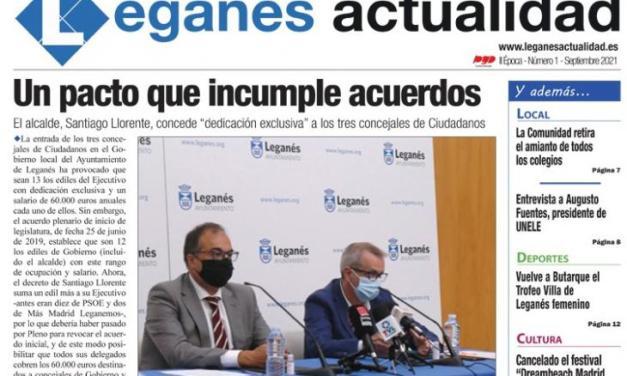 Espacio Mónsul refuerza su apuesta por la prensa local con una nueva cabecera en Leganés