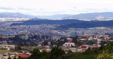 Vista de Concepción