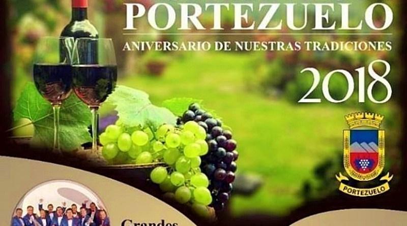 Fiesta del vino de Portezuelo