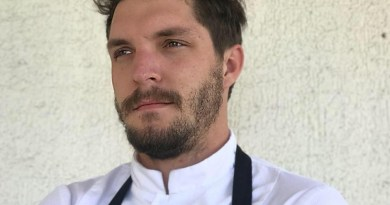 Chef Maximiliano Rivera