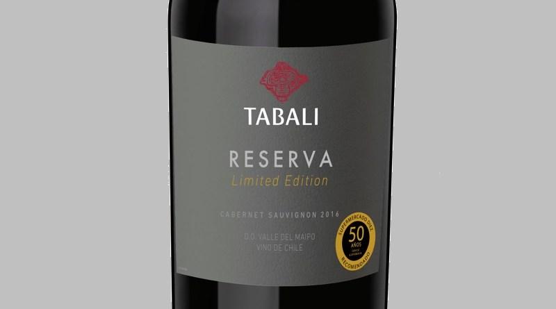 Tabalí reserva para Supermercado Diez