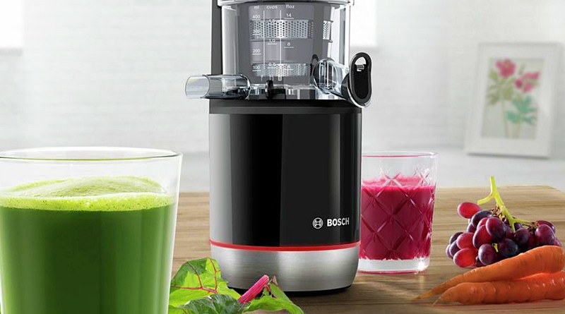 Bosch slow juicer