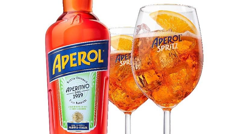 Aperol Spritz.