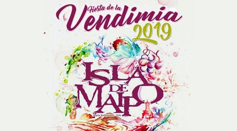 Fiesta de la vendimia en Isla de Maipo 2019