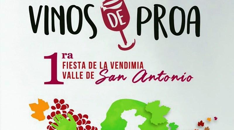 Fiesta de la vendimia en San Antonio