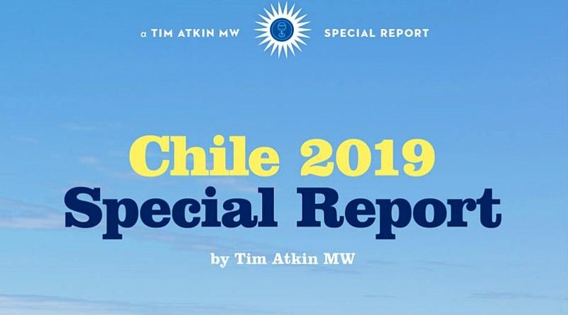 Reporte especial Chile 2019 de Tim Atkins