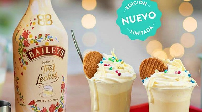 Baileys Tres Leches Milkshake