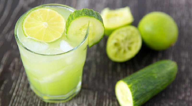 Cucumber Margarita