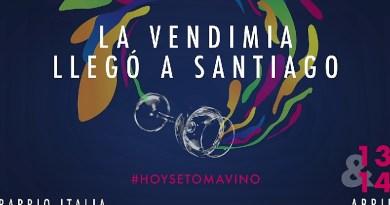 Vendimia Fest Santiago 2019