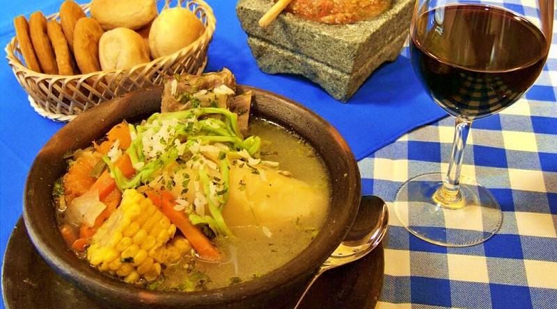 Comida típica Día del Patrimonio