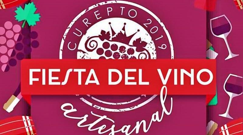 Fiesta del vino artesanal en Curepto
