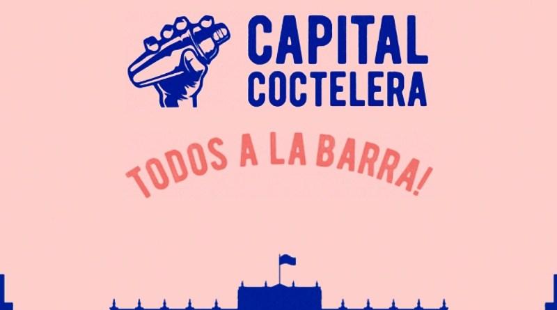 Capital Coctelera es un evento de mixología que se realizará en bares y restaurantes de Santiago