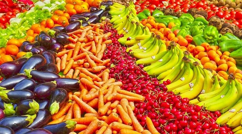 Hoy se celebra en Chile el día nacional de la fruta y verdura