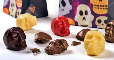Varsovienne celebra Halloween con su nueva colección de chocolates
