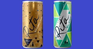 Santa Rita lanzó dos nuevos vinos en lata