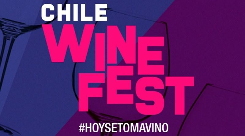 Chile Wine Fest 2019 es el próximo evento de vinos que organiza Vinos de Chile AG