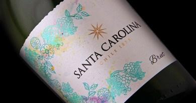 Santa Carolina acaba de ´resentar su nuevo espumante para el año 2020