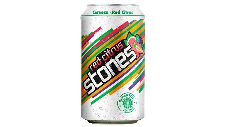 Red Citrus es el nuevo lanzamiento de la cerveza Stones