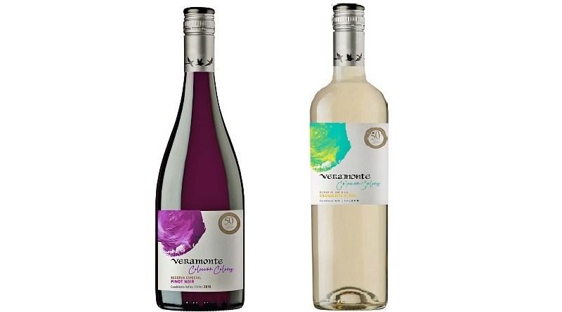 Dos nuevos vinos de Veramonte se suman a la oferta exclusiva de Supermercado Diez