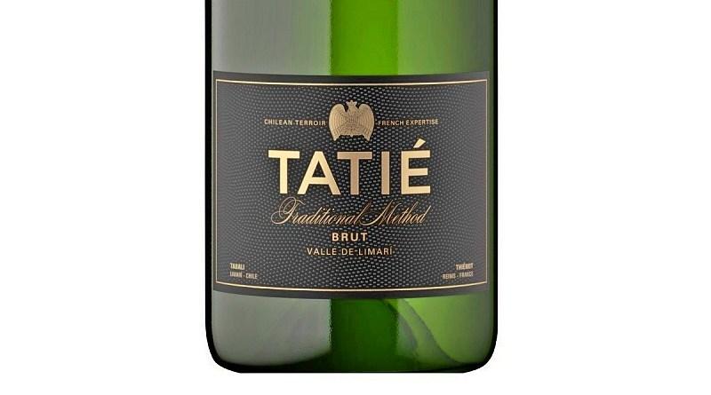 Tatié Brut NV es el nombre del nuevo espumante presentado por la viña Tabalí