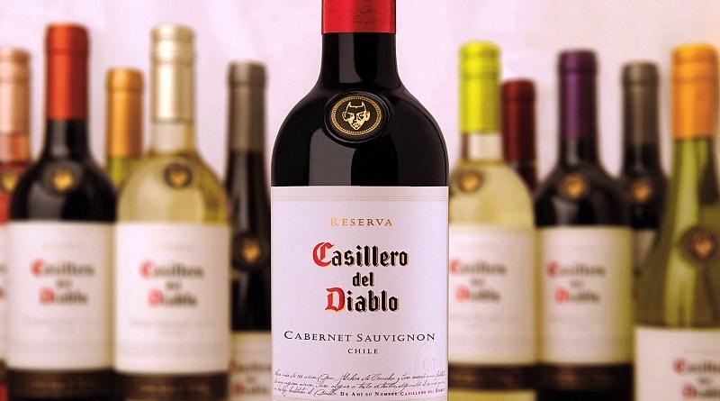 Casillero del Diablo fue elegida como la segunda marca de vino más poderosa del mundo