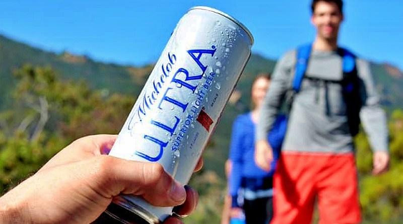 La cerveza Michelob Ultra acaba de ser lanzada en el mercado chileno