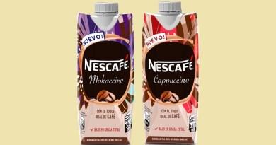 Nescafé lanza su primera línea de productos de consumo inmediato, en un formato amigable para llevar donde sea y diseñado para ser reciclado