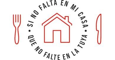 """Caritas Chile y Ariztía lanzaron la campaña """"Si no falta en mi casa, que no falte en la tuya"""" para apoyar comedores sociales."""