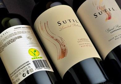 Viña Sutil acaba de obtener para todos su vinos el sello suizo V-Label, un estándar reconocido internacionalmente y que certifica productos veganos.