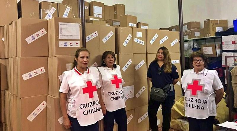 Con el objetivo de apoyar la asistencia, y el apoyo médico y social de la Cruz Roja Chilena, Mastercard Chile habilitó un servicio de donación en línea a través de Worldcoo