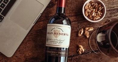 Una selecta variedad de vinos super premium es la que ofrece la viña Concha y Toro en su línea Gran Reserva Serie Riberas.