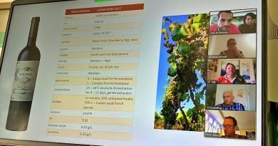 Aprovechando la tecnología, la viña chilena TerraNoble invitó a un grupo de periodistas del Reino Unido a catar virtualmente sus vinos Carmenere