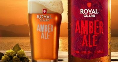 Royal Guard amplía su portafolio y lanza en Chile la nueva variedad Amber Ale