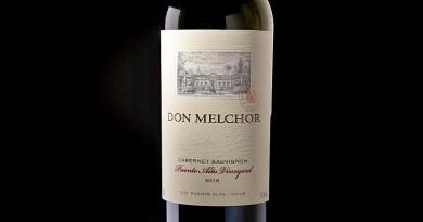 La de 2018 es considerada una de las grandes cosechas en la historia de Don Melchor