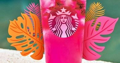 Buscando tener nuevos sabores, colores y aromas para este verano 2021, Starbucks presenta una nueva oferta para refrescar estos calurosos días.